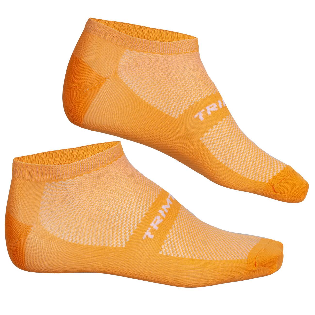 Fast Meryl socks tangerine