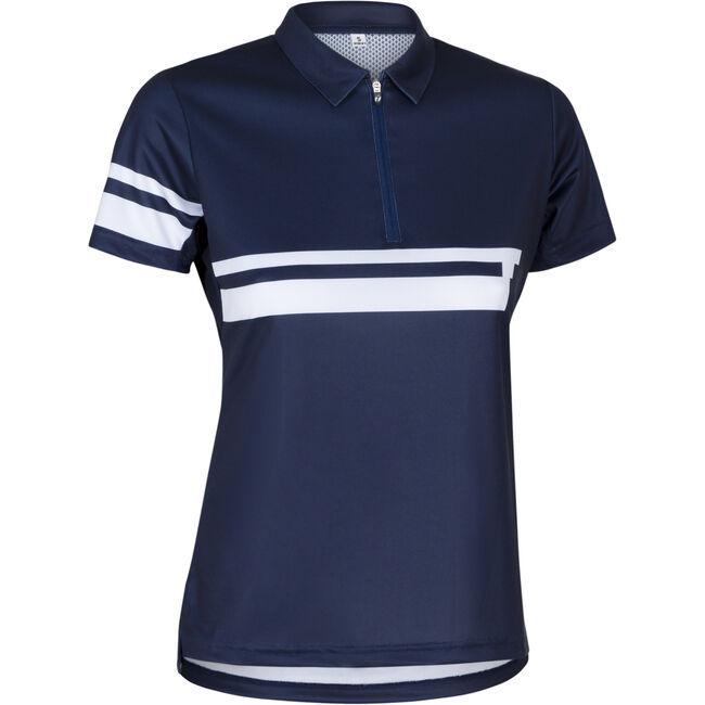 Pique t-shirt dam