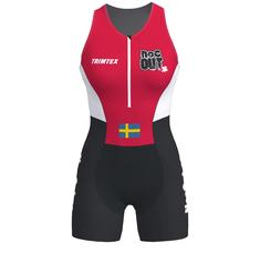 Triathlon tävlingsdräkt dam