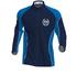 Fusion träningsjacka - Mörkblå