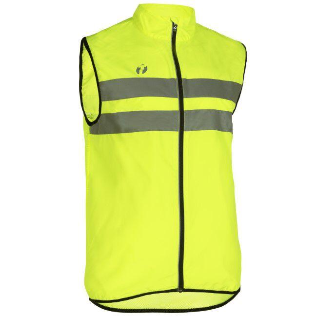 Reflect Vest TX Jr Neon Yellow
