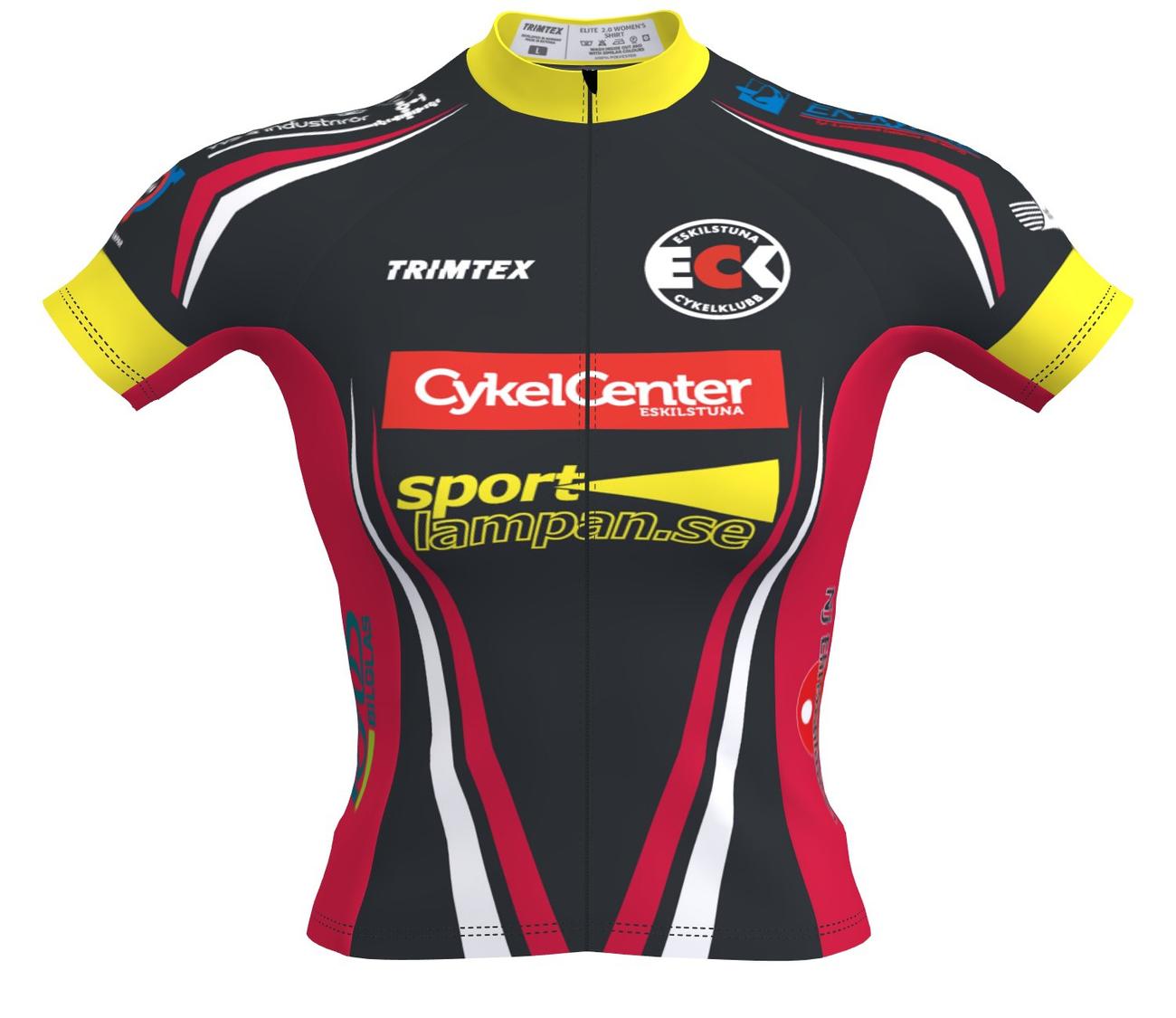 Elite 2.0 cykeltröja dam
