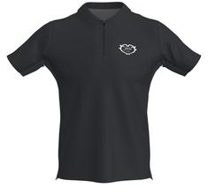 Pique t-shirt herr