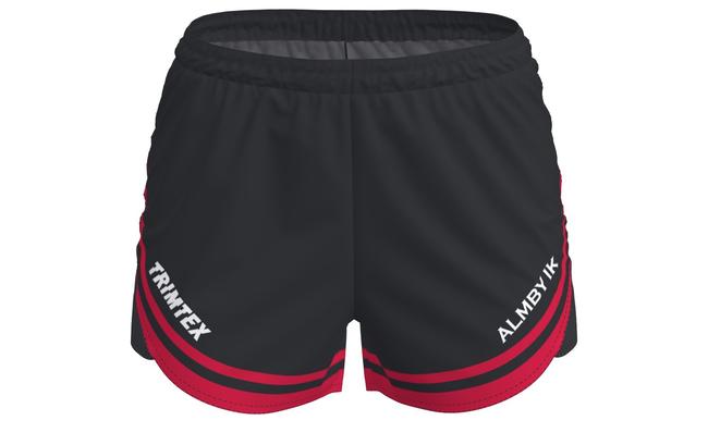 Run shorts dam