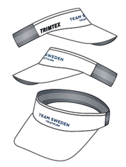 Triathlon visor