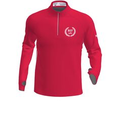 Run Zipp Shirt LS Jr