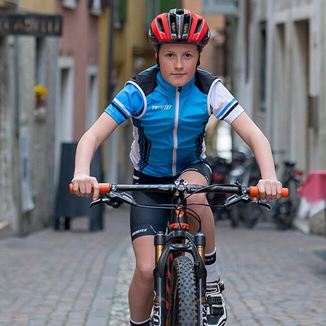 Team cykelväst junior