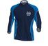 Fusion träningsjacka dam - Mörkblå