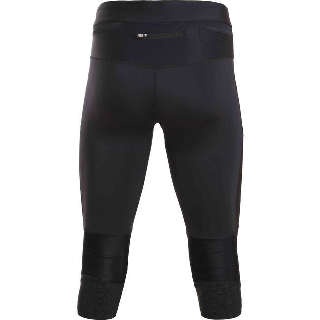 Trail 3/4 tights herr