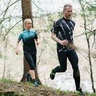 Trail 3/4 tights dam