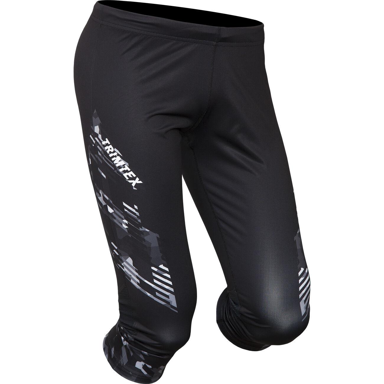 Run 3/4 tights herr - Revised