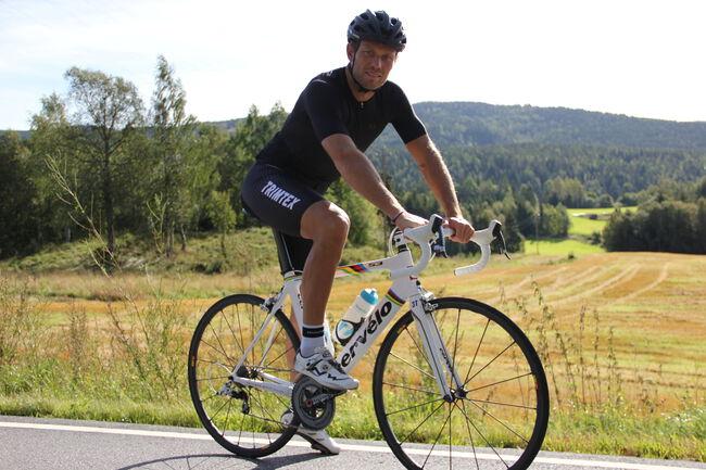 Aero cykeltröja herr