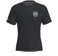 Free t-shirt dam - Svart